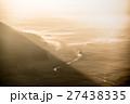 空 風景 朝焼けの写真 27438335