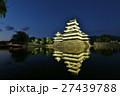 松本城 城 天守閣の写真 27439788
