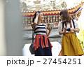 女性 友達 観光の写真 27454251