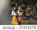 女性 友達 観光の写真 27454278