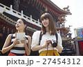 女性 友達 女子旅の写真 27454312