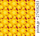 Floral seamless pattern. Flowers repeating texture 27456263