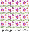 Floral seamless pattern. Flowers repeating texture 27456287