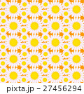 Floral seamless pattern. Flowers repeating texture 27456294