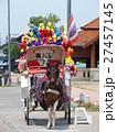 タイ ランパーンの馬車 27457145