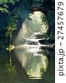 濃溝の滝 ハートの光 27457679