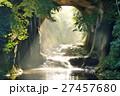 滝 濃溝の滝 光の写真 27457680