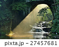 光 朝 滝の写真 27457681
