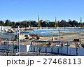 建設中の新国立競技場 27468113