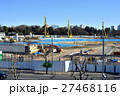 建設中の新国立競技場 27468116