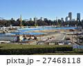 建設中の新国立競技場 27468118