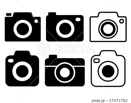 カメラ イラスト素材