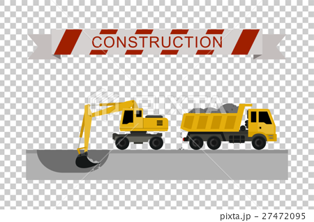 Construction machines icons. 27472095