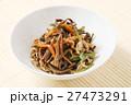 ゼンマイ ぜんまい 煮物の写真 27473291