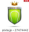テニス ベクタ ベクターのイラスト 27474442