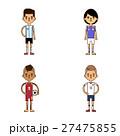サッカー チーム ユーロのイラスト 27475855