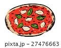 ピザ イタリア料理 イタリアンのイラスト 27476663