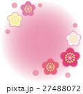 梅 花 春のイラスト 27488072