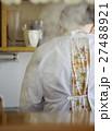 女性 高齢者 一人暮らしの写真 27488921