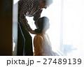 二人暮らし 老夫婦 仲の良いの写真 27489139