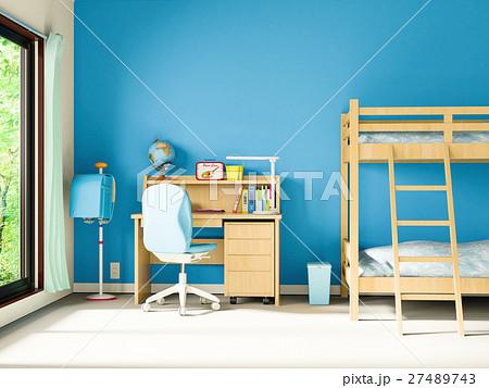 子供部屋 27489743