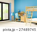 子供部屋 27489745