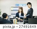 人物 オフィス ビジネスの写真 27491649