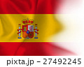 スペイン 国旗 国のイラスト 27492245