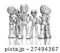 ロボット アンドロイド サイボーグのイラスト 27494367
