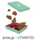 バレンタインチョコレート イラスト 27496755