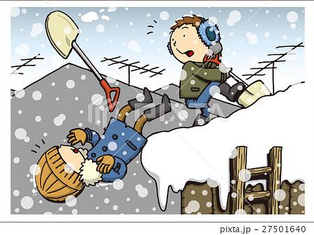 雪下ろし 27501640