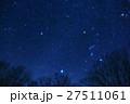 森に沈むオリオン座 27511061