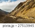 火口 火山 カムチャツカの写真 27513945