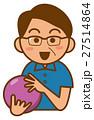 ボウリング ベクター ボールのイラスト 27514864