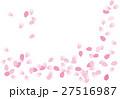 桜 ベクター 背景のイラスト 27516987