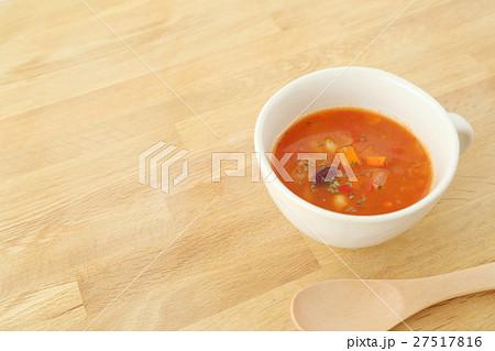 スープ ミネストローネ 27517816