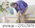 シニア関節痛イメージ 27517879