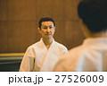 武道家 男性 道着の写真 27526009