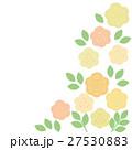 薔薇 花 葉のイラスト 27530883