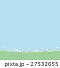 街 町並み 住宅街のイラスト 27532655