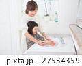 洗面所 洗う 手洗いの写真 27534359