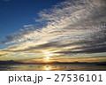 琵琶湖の朝の風景 27536101
