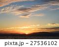 琵琶湖の朝の風景 27536102