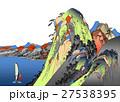 東海道五十三次箱根ウインドサーフィンバイク 27538395