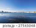 お台場 東京湾 レインボーブリッジの写真 27543048