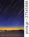 瀬戸内の未明の星景 27545886