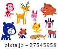 日本の動物 27545958