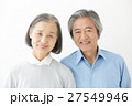 シニア 夫婦 笑顔の写真 27549946