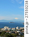 富士山 青空 海の写真 27550238