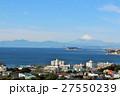 富士山 青空 海の写真 27550239